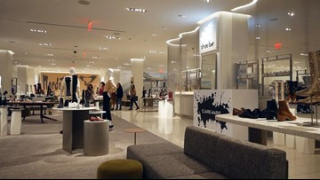 Seattle-based Nordstrom opens flagship store in New York City