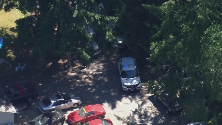 Pierce County deputies believe shooting that left man in critical condition was not random