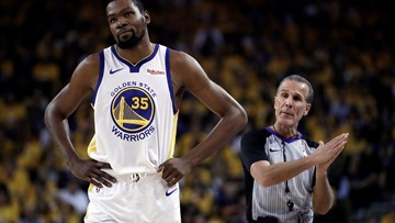 He's back: Warriors say Kevin Durant will play Game 5