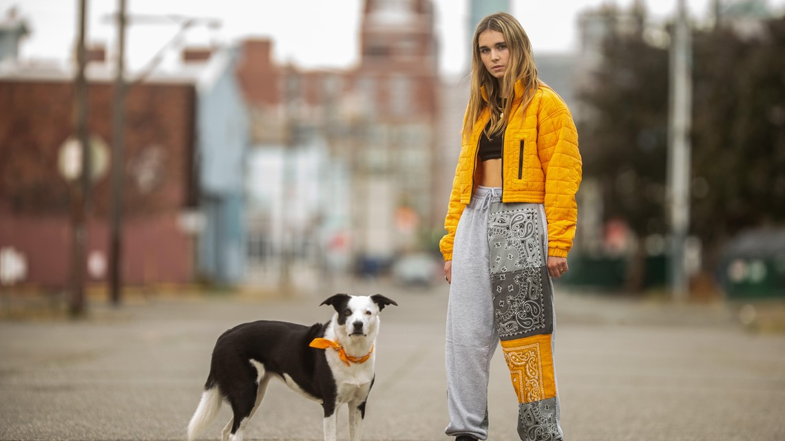 Ballard High senior turns boredom into a clothing brand