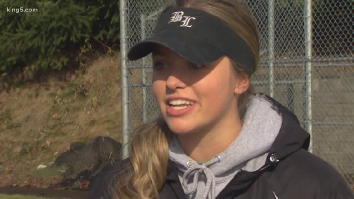 Prep Zone: Bonney Lake's Brooke Nelson takes her softball skills to UW