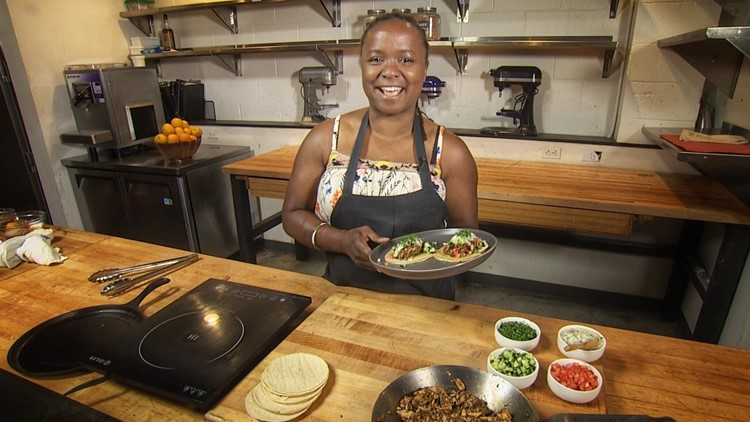 The latest trend in plant-based cooking makes tasty tacos - Makini's Kitchen