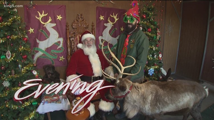 Fri 12/07, Reindeer Fest, Full Episode KING 5 Evening