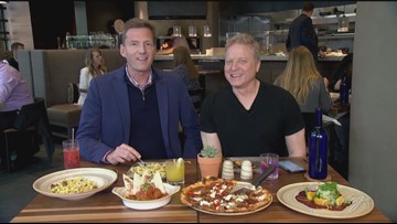 Thurs, 6/20, Andare Kitchen and Bar in Seattle, Full Episode, KING 5 Evening