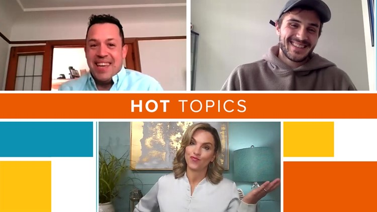 Will you admit to showering less amidst the pandemic?! - Hot Topics - New Day NW
