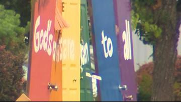 FBI offering $5,000 reward for info on vandalism of Renton church's pride display