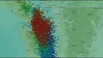 Tiny, deep earthquakes under Washington less powerful than before, scientist say