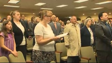 Jehovah's Witnesses keep spiritual routine after string of Kingdom Hall attacks
