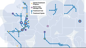 Washington HCA to expand treatment for opioid patients at new locations