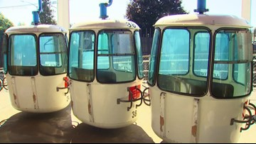 Skyride at Washington State Fair takes visitors back in time