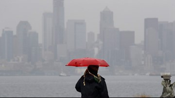Seattle is having one of the driest years in nearly two decades