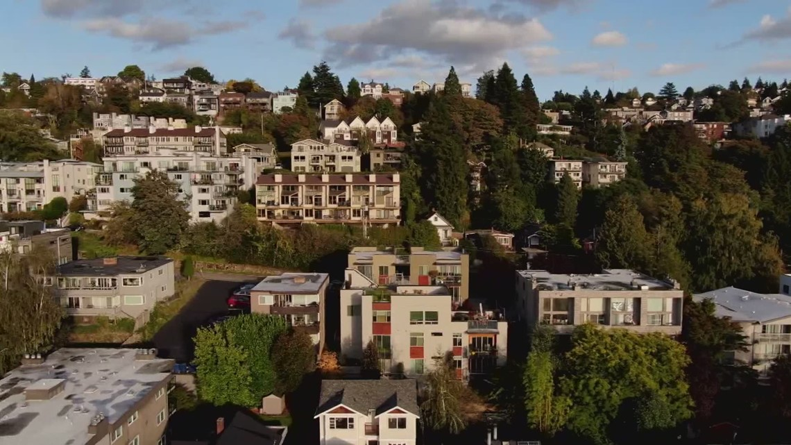People are moving to Washington's rural communities, real estate report shows