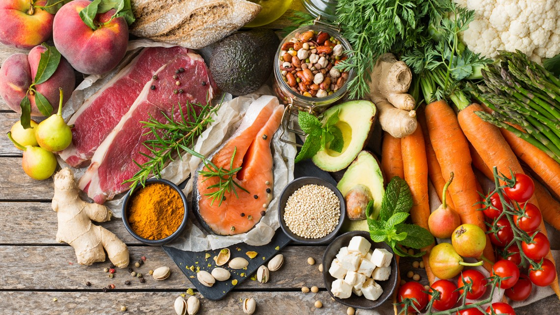 Stay on top of your game with these focus-boosting foods - New Day NW
