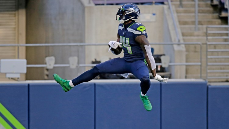 Seahawks WR Metcalf to run in 100-meter race at USA Track meet