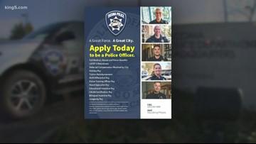 Tacoma police want to increase diversity
