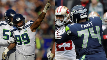 Seahawks sign Jefferson, Fant to restricted free agent deals