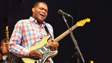Northwest blues legend Robert Cray plays homecoming concerts - What's up this Week