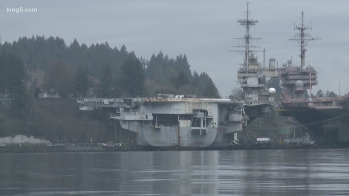 Washington AG to join lawsuit against US Navy