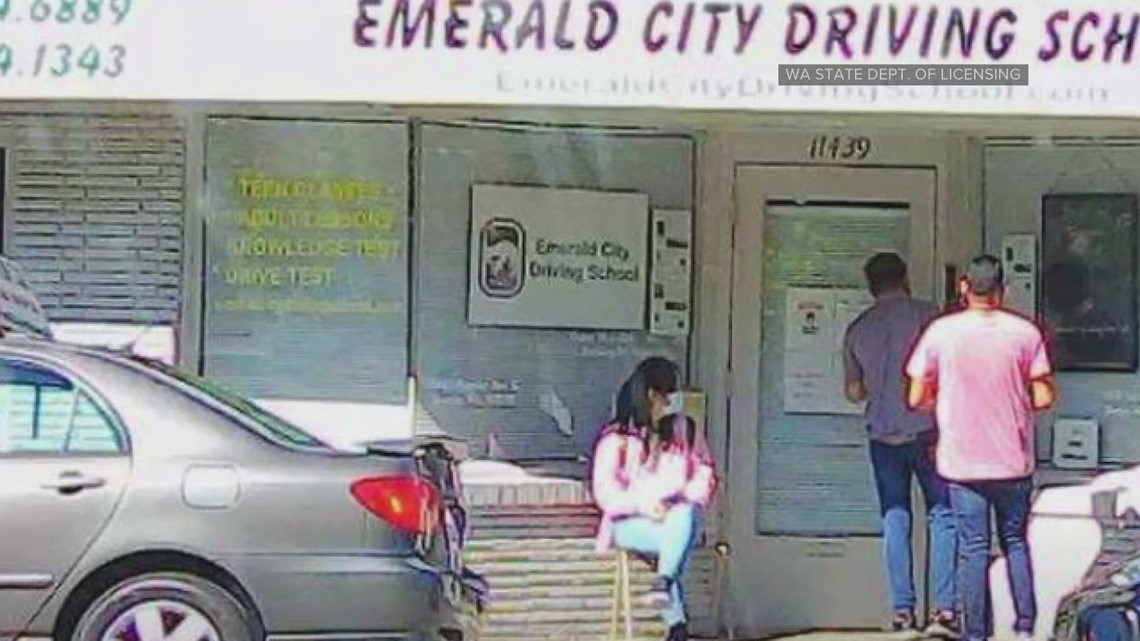 Seattle driving school instructor sold fake passing grades to at least 2,000 people