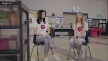 2 Rochester teens create feminine hygiene project for fellow students