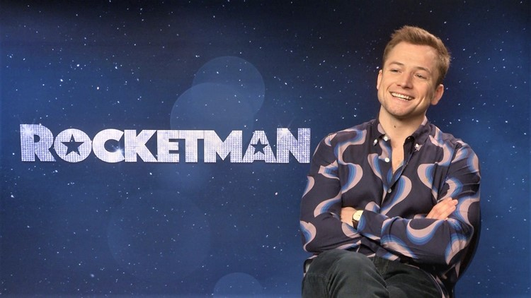 Taron Egerton Rocketman