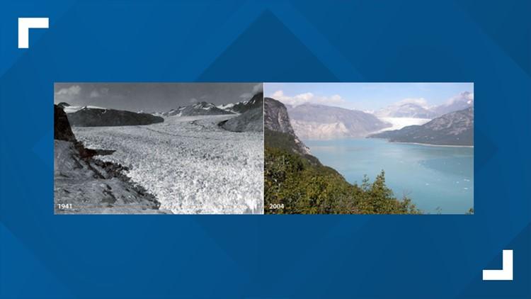 glaciers noaa