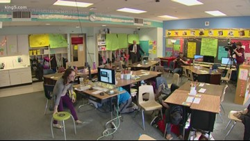 Great ShakeOut drill prepares students for major earthquake