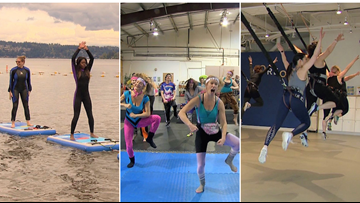 8 fun workout classes in the PNW that are worth the sweat!