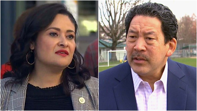 Seattle mayoral candidates spar over homelessness response in virtual debate