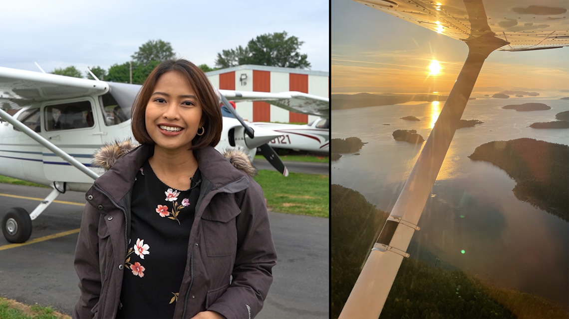 New Day's (not so) newest member takes you on a scenic flight around the PNW 🛩️ - New Day NW