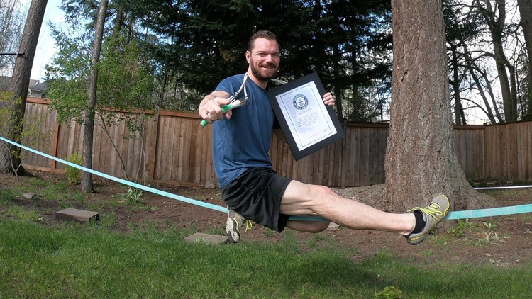 Maple Valley man to compete on 'American Ninja Warrior' for second time