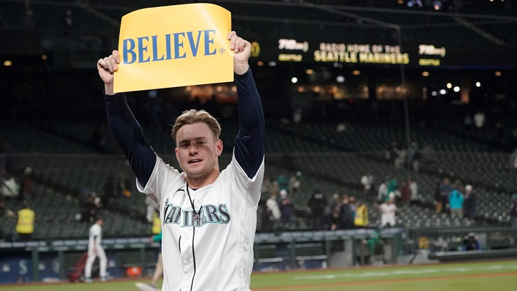 Mariners move into a tie for second AL wild card after Red Sox lose to Orioles