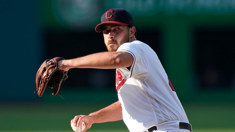 Civale dominates for 9th win, Indians blank Mariners 7-0