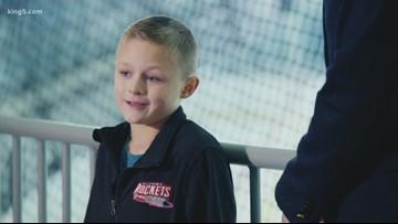 Graham 3rd grader organizes toy drive for hospital