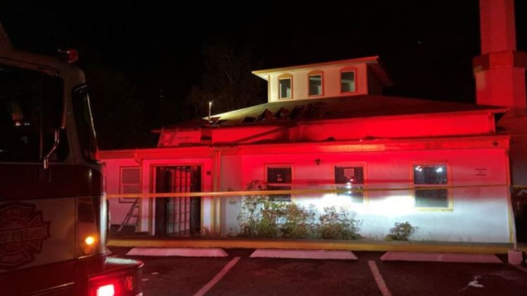 Arson investigation underway following fire at Islamic Center of Tacoma