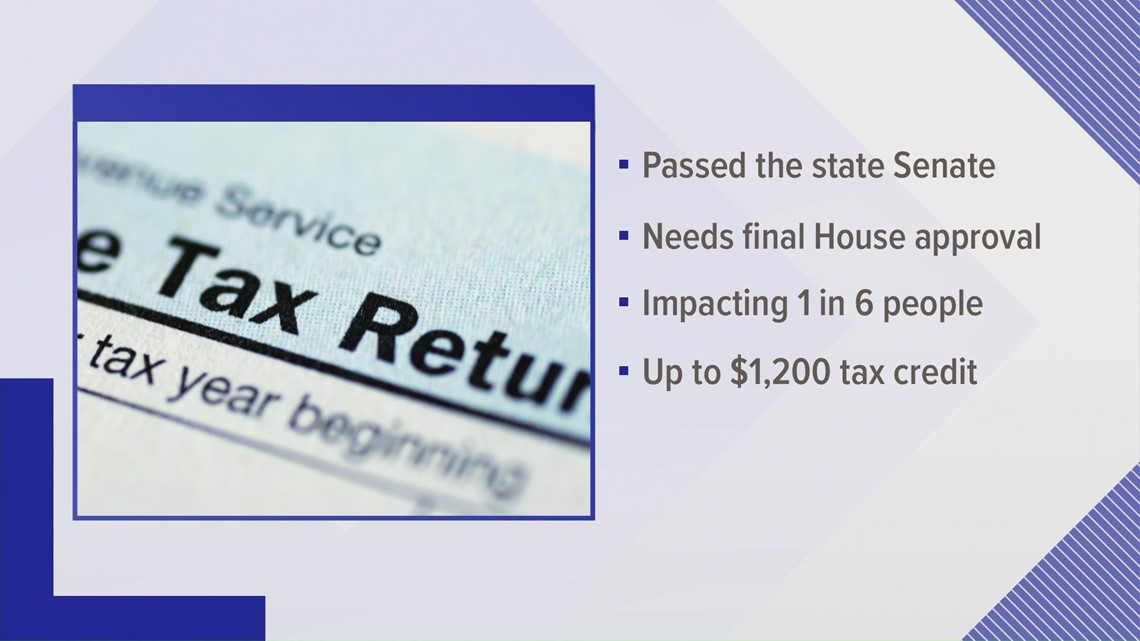 Washington Senate approves expansion of low-income tax credit