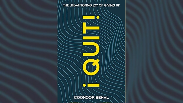 Book shares stories from real people about the power of quitting - New Day NW