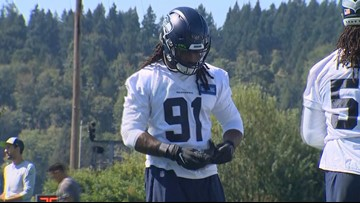 Clowney expects to make his Seahawks debut in Week 1