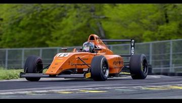 Sammamish Formula 3 racer raises money for local causes wherever he goes