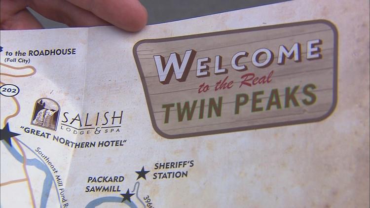 real twin peaks