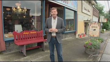 Wed, 7/10, Antique Sandwich Company in Tacoma, Full Episode, KING 5 Evening