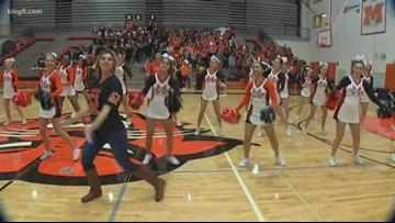 Pep Rally of the Week: Monroe High School