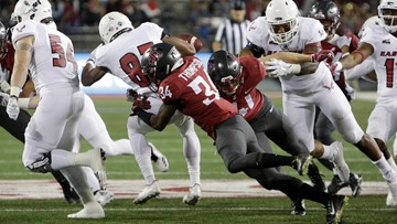 Washington State S Jalen Thompson loses year of eligibility