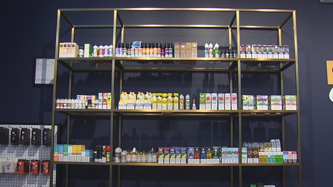 Seattle vape shop owner concerned about potential state flavor ban
