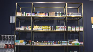 West Seattle vape shop owner concerned by ban on flavored vaping products