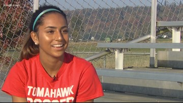 Marysville high school soccer player plays for Fiji national team