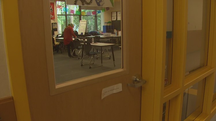 Plan to prioritize Washington educators for vaccines leaves other workers frustrated