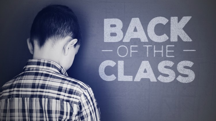 Back of the Class