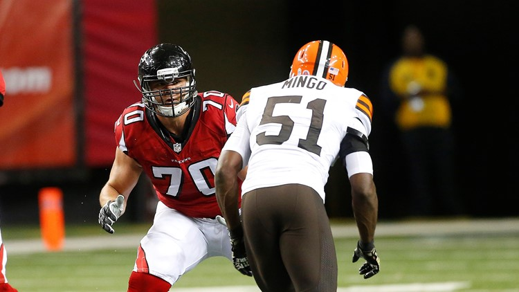 Atlanta LB Mingo charged with indecency with child in Texas