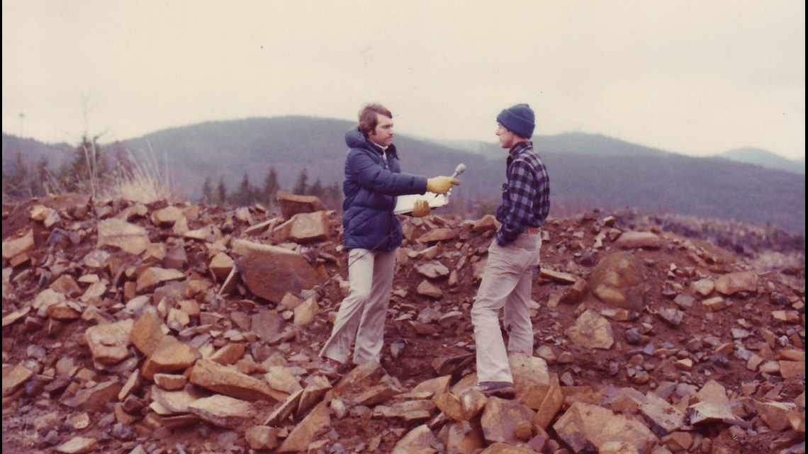 New book celebrates heroic geologist who died in the Mount St. Helens eruption